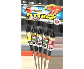 Flytrap 5 Raketen
